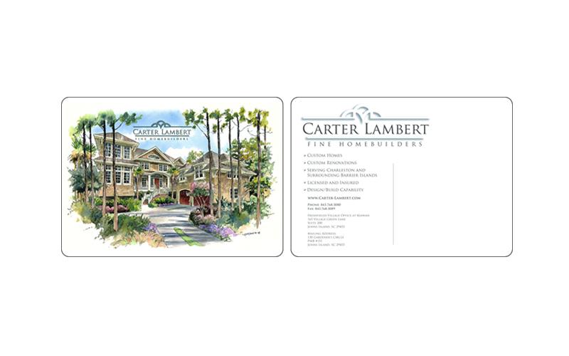 Carter Lambert Postcards