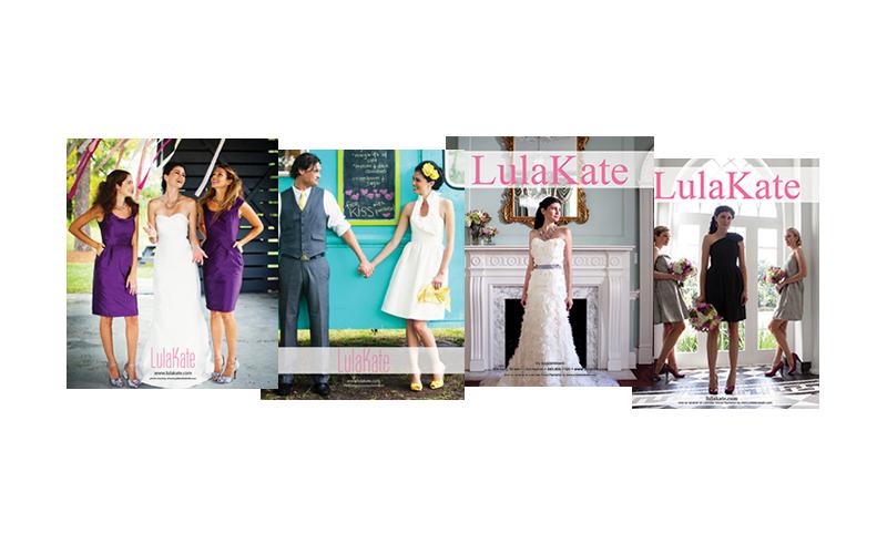 LulaKate Magazine Ads
